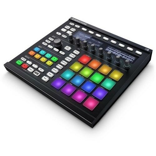 Maschine mk2 + Dark Pressure expansion