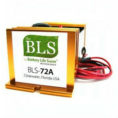New Battery Life Saver BLS72A/N 72V Electric NEV Gem Zenn Zap Mounted Desulfator