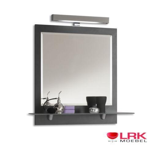 badezimmerspiegel holz m bel wohnen ebay. Black Bedroom Furniture Sets. Home Design Ideas