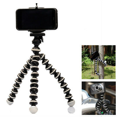 Octopus Tripod Stand For Digital Camera   Holder For Mobile Phone Samsung Iphone