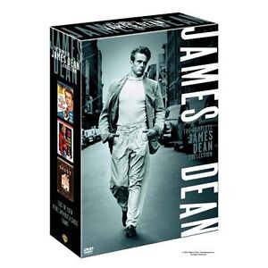 New The Complete James Dean Collection