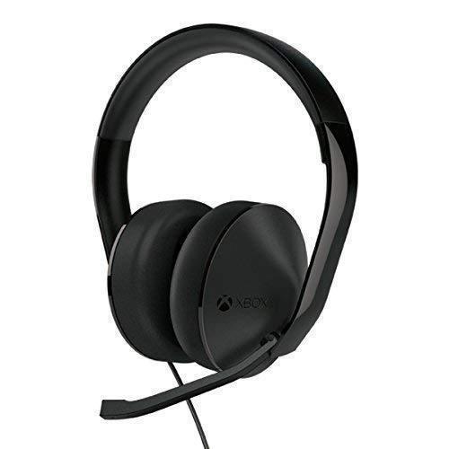 Microsoft Xbox One Stereo Headset Black S4V-00012