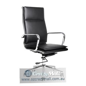PU Leather Office Boardroom Chair Sydney City Inner Sydney Preview