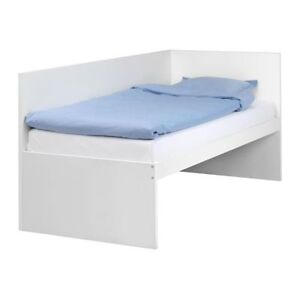 Flaxa new IKEA twin bed frame