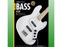 Rockschool Bass Guitar Debut Book