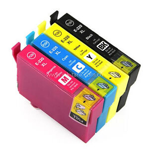 Epson 220XL High Yield Compatible Ink Cartridge (Each Color)