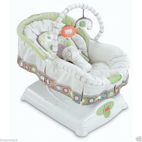 Fisher Price Rocker Swing Ebay