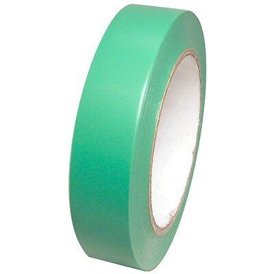 Light Green Vinyl Tape 1 Inch X 36 Yd. 1 Roll. Spvc