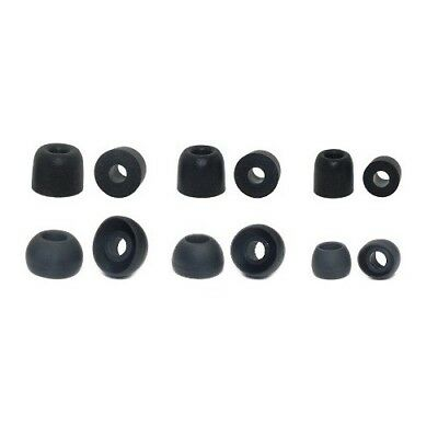 Ultimate Ears ear tips replacements; memory foam and silicone ear tips 6 pairs ()