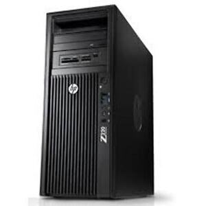 HP Z220 WORKSTATION REFURBISHED. INTEL CORE I7-3770