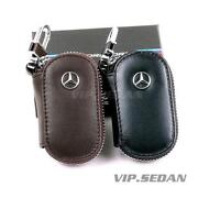 Mercedes Leather Key Case