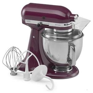 Kitchenaid Stand Mixers Attachments Cover Parts Ebay