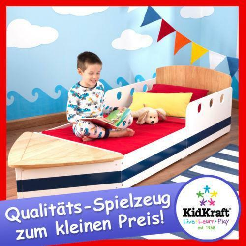 kinderbett schiff m bel ebay. Black Bedroom Furniture Sets. Home Design Ideas