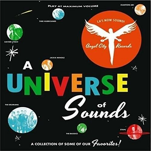 A UNIVERSE OF SOUNDS   VINYL LP NEU