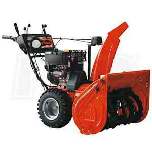Arien LARGE Snowblower 1332LE 32 inch wide, 13 HP