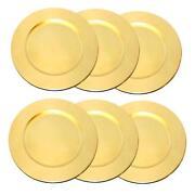 Platzteller Gold