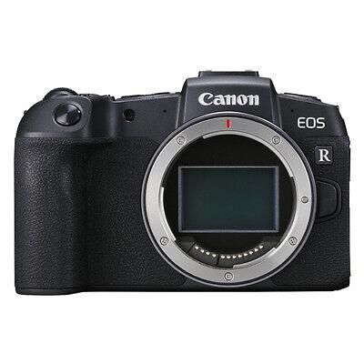 Canon EOS RP Mirrorless Digital Camera Body 26.2 MP Full-Frame