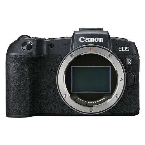 Canon EOS RP Mirrorless Digital Camera Body 26.2 MP Full-Frame