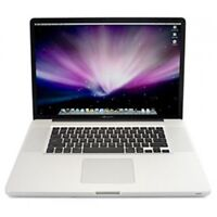 Macbook Pro 15  imac clearence sale with store warranty