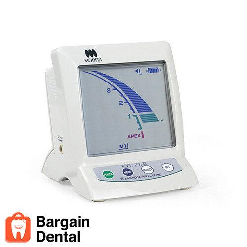 J. Morita Root ZX II  Dental Apex Locator NIB FDA Approved 1 year Warranty