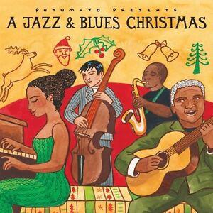 New sealed Putamayo --A jazz and Blues Christmas Cd