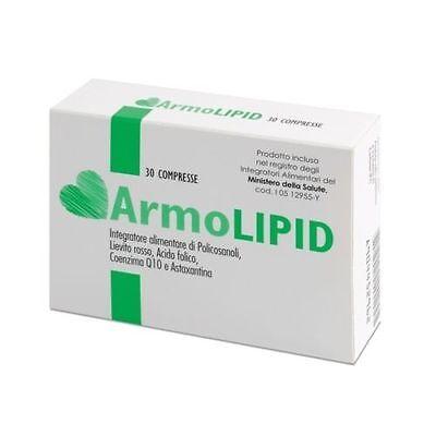 3 ARMOLIPID 90 compresse per il controllo del colesterolo e dei trigliceridi