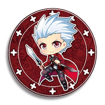 Order Metal - Fate Grand Order FGO Shirou Emiya Archer Metal Pins Badge Buttons