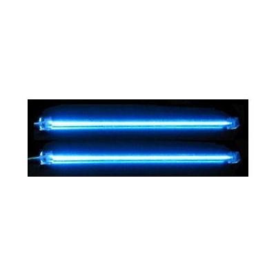 Dual 12' Cold Cathode Light - Logisys Dual Cold Cathode Fluorescent Lamp (Blue) Computer Lights