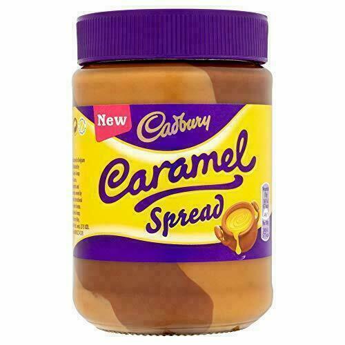 Cadbury Caramel Chocolate Spread - 400G, Exp. 1/22,  USA seller