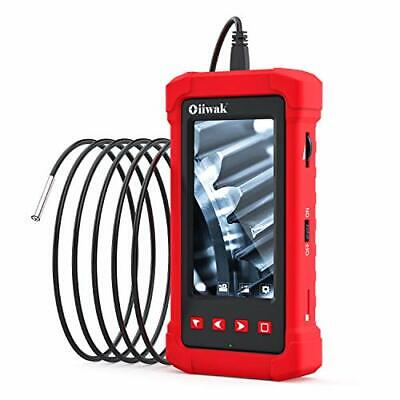 Oiiwak Industrial Endoscope, 3.9mm Borescope Inspection Came