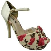 Girls High Heels Size 2
