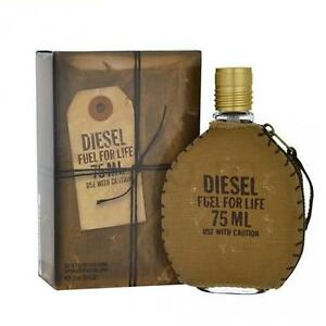 Fuel for life BY diesel 2.5 oz/75ml * men's perfume* COLOGNE nib* sealed box