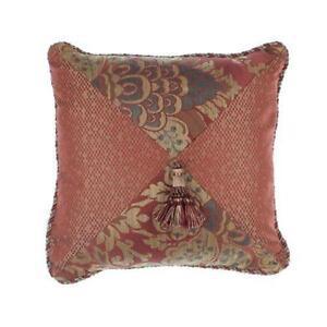 Decorative Pillows Blue White Yellow Red Ebay