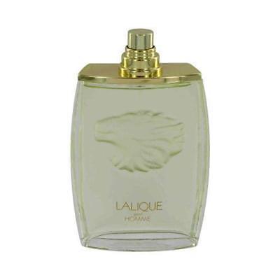 Lalique Pour Homme by Lalique 4.2 oz EDT Cologne for Men Brand New Tester