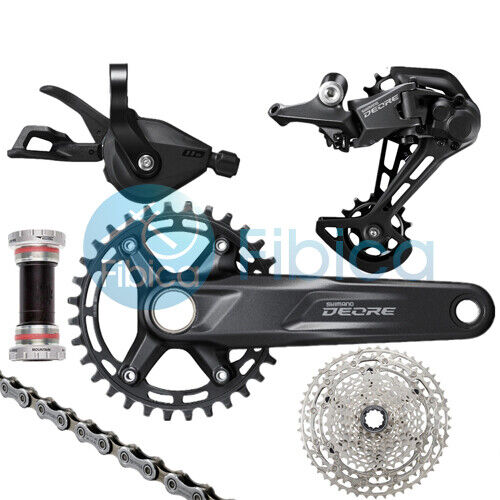 New 2021 Shimano Deore M5100 11-speed Group Groupset 11-51t/42t