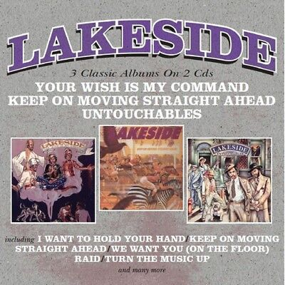 Lakeside   Your Wish Is My Command   Keep On Moving Straight Ahead   Untouchable