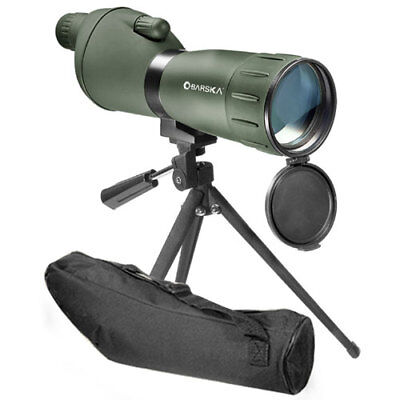 Barska High Power Spotting Scope with Tripod & Case, 25-75x75mm, CO10998