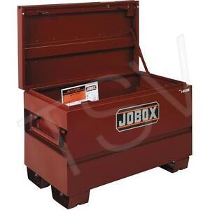"JOBOX Heavy-Duty 36"" Chest Tool Storage"