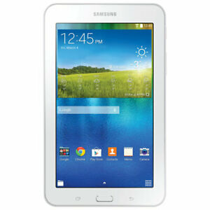 """-no tax sale TABLET SAMSUNG 7"""" IN BOX WITH WARRANTY-$99.99"""