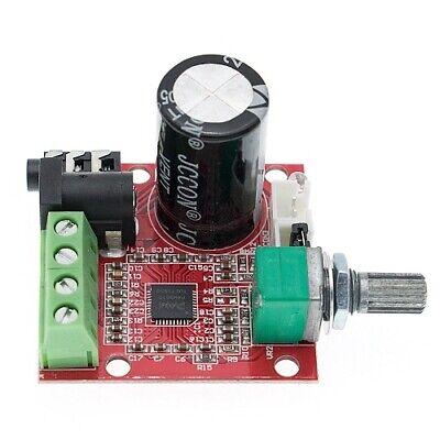 12v Mini Hi-fi Pam8610 Audio Stereo Amplifier Board 2x10w Dual Channel D Clas Nm