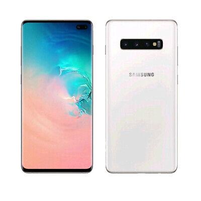 Samsung Galaxy S10+ Plus G975FD Dual 8+512GB Ceramic White veloce