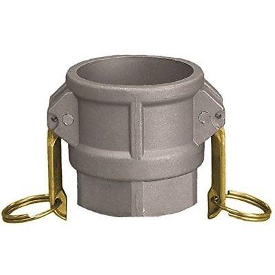 Abbott Rubber- Type D Cam Lock Hose Coupling 2