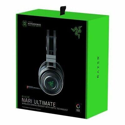 Razer Nari Ultimate Wireless Gaming Headset with THX Spatial Audio...