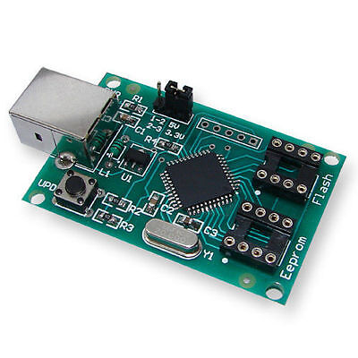 Usb E-eprom And Serial Flash Programmer - Bios Router Repair