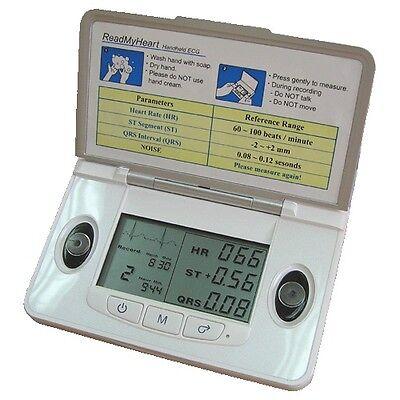 Portable Handheld Home Ecg Recorder Readmyheart V2.0