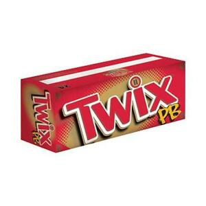 24-PACK-Twix-PB-Peanut-Butter-cookie-milk-chocolate-candy-2-bars-FREE-SHIPPING