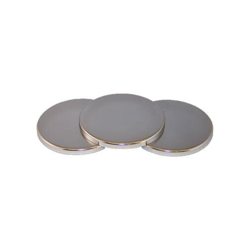 OHAUS 80850088 Reuseable Sample Pans 3 Pack for MB moisture analyzers