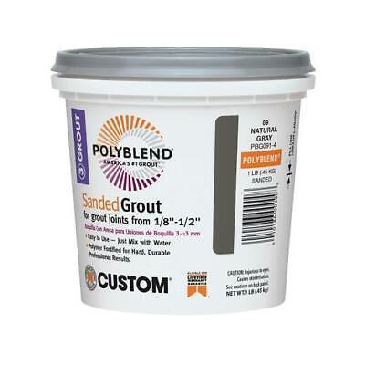 Sanded Repair Grout, Bone, 1-Lb.