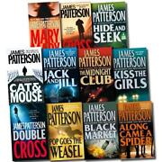 James Patterson Alex Cross Series
