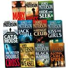 James Patterson Alex Cross Series